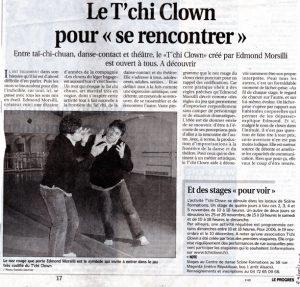 Presse_2006_10_29Progres_Pour_se_rencontrer